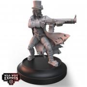 Wild West Exodus - Dr. Carpathian - Alternate Sculpt (Boss pas cher