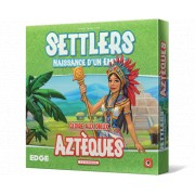 Settlers :  Aztèques pas cher
