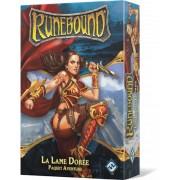 Runebound 3ème Édition VF -  La Lame Dorée pas cher