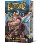 Runebound 3ème Édition VF -  L'Éveil des Montagnes pas cher