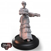 Wild West Exodus - Lady of the West : Agent Blanche