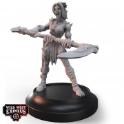 Wild West Exodus - Lady of the West : Necratu pas cher