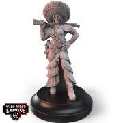 Wild West Exodus - Lady of the West : Sophia Antoinella pas cher