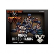 Wild West Exodus - Union Hired Hands - Armoured Guards pas cher