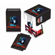 Deck Box - Transformers : Optimus Prime pas cher