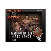 Wild West Exodus - Warrior Nation Hired Hands - Braves