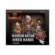 Wild West Exodus - Warrior Nation Hired Hands - Scalpers