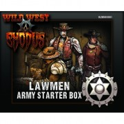 Wild West Exodus - Lawmen Army Starter Box