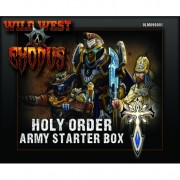 Wild West Exodus - Holy Order Army Starter Box pas cher