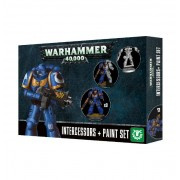 W40K : Intercessors + Paint Set