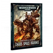 W40K : Codex - Chaos Space Marines (Rigide)