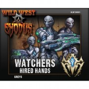 Wild West Exodus - Watchers Hired Hands - Greys