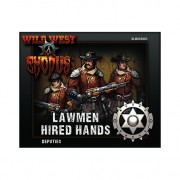 Wild West Exodus - Lawmen Hired Hands - Deputies pas cher