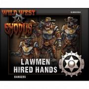 Wild West Exodus - Lawmen Hired Hands - Rangers pas cher