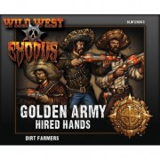 Wild West Exodus - Golden Army Hired Hands - Dirt Farmers