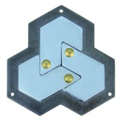 Hexagone - Cast Puzzle