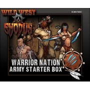 Wild West Exodus - Warrior Nation Starter Box