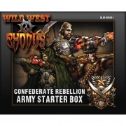 Wild West Exodus - Confederate Rebellion Army Starter Box