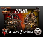 Wild West Exodus - Outlaws/Lawmen - 2 Player Starter Box