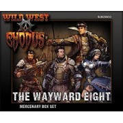 Wild West Exodus - The Wayward Eight Mercenary Box