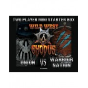 Wild West Exodus - Union/Warior Nation - Two Player Mini Starter Box