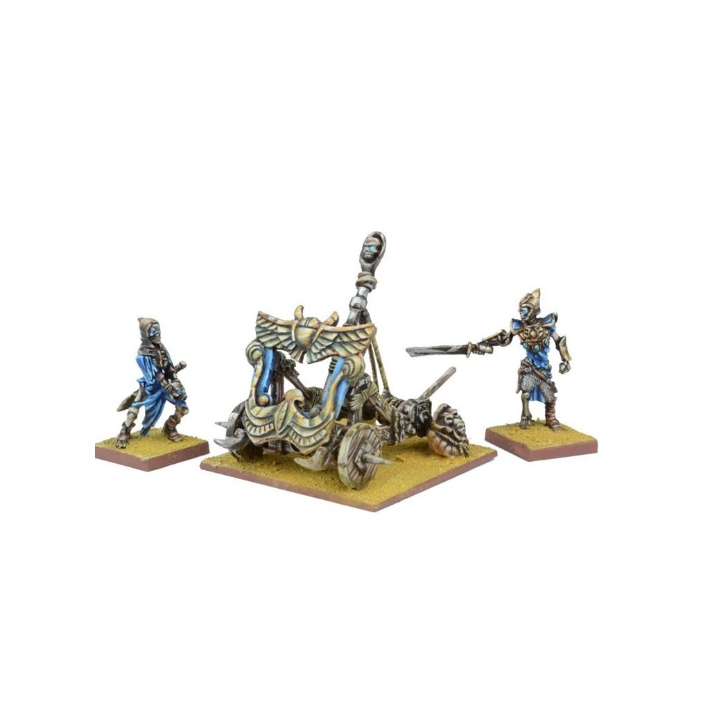 War Of Kings Facebook: Mega Armée Empire De La Poussière