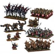 Kings of War - Mega Armée Nains Abyssaux pas cher