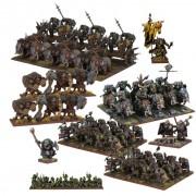 Kings of War - Mega Armée Orque pas cher