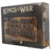 Kings of War - Mega Armée Orque