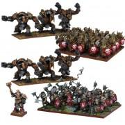Kings of War - Armée Nains Abyssaux