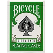 Bicycle : Rider Back - Vert pas cher