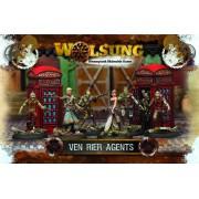 Wolsung - Ven Rier Agents - Club Starter 1 pas cher