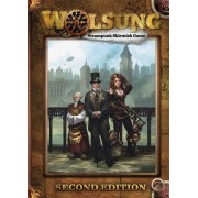 Wolsung Steampunk Skirmish Rulebook : 2th Edition