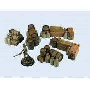 Wolsung - Ware Piles Boxed Set