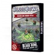 Blood Bowl : Skaven and Dwarf Pitch