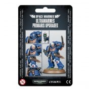 W40K : Adeptus Astartes - Space Marines Ultramarines Primaris Upgrades