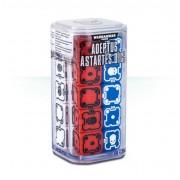 W40K: Accessoires - Adeptus Astartes Dice pas cher