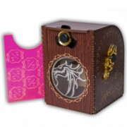 Wooden Deck Case : Dragon