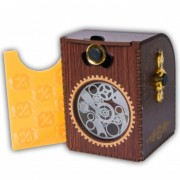 Wooden Deck Case : Gears