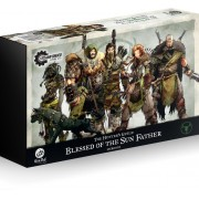 Guild Ball - The Hunter's Guild : Blessed of the Sun Father