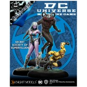 DC Universe - Secret Society of Supervillains