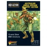Bolt Action - Australian Jungle Division Infantry Section (Pacific)