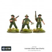 Bolt Action - Australian Officer Team (Pacific)