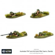 Bolt Action - Australian PIAT and Anti-Tank Rifle Teams (Pacific)