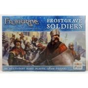 Frostgrave - Les Soldats
