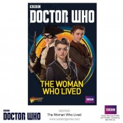 Doctor Who - The Woman who lived