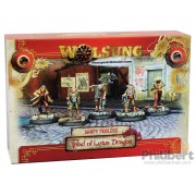 "Wolsung - Triad of Lotus Dragon - Henchmen Box: ""Shady Dealers"""