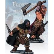 Frostgrave - Voleur et Berserker Barbares