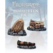 Frostgrave - Pions Trésors des Pactes Oubliés