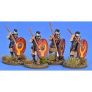 Saga - Gardes Romains
